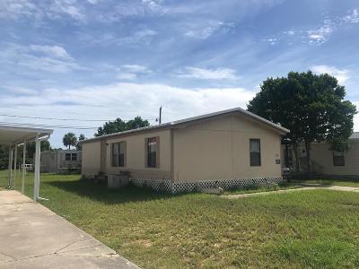 Port Orange Single Family Home For Sale: 1224 Windsor Drive