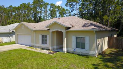 Palm Coast Single Family Home For Sale: 10 Reid Place