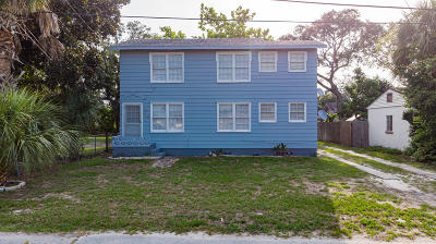 Volusia County Multi Family Home For Sale: 1215 Holly Avenue