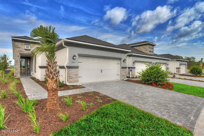 Port Orange Attached For Sale: 6359 Hanfield Drive
