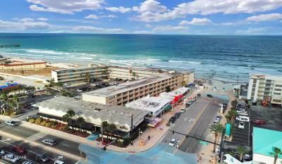 Daytona Beach Condo/Townhouse For Sale: 219 S Atlantic Avenue #226