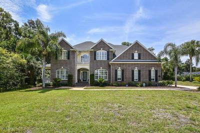 Flagler Beach Single Family Home For Sale: 64 Audubon Lane