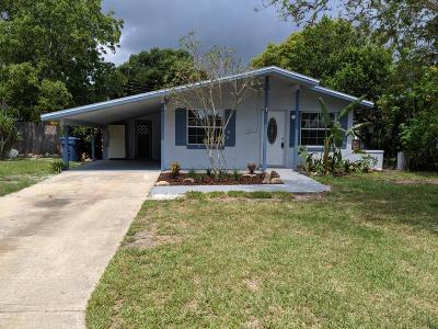 Daytona Beach Single Family Home For Sale: 1404 Primrose Lane