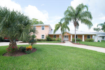 New Smyrna Beach Single Family Home For Sale: 2536 Sunset Drive