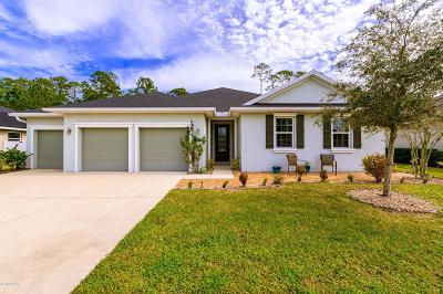 Ormond Beach Single Family Home For Sale: 27 Abacus Avenue