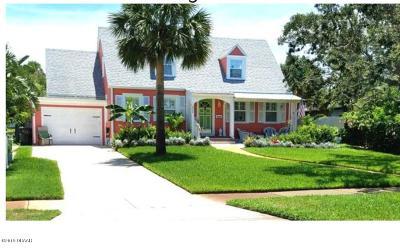 Daytona Beach Single Family Home For Sale: 926 N Wild Olive Avenue