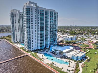 Holly Hill Condo/Townhouse For Sale: 241 Riverside Drive #1707