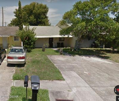 Volusia County Attached For Sale: 1665 Eastern Road