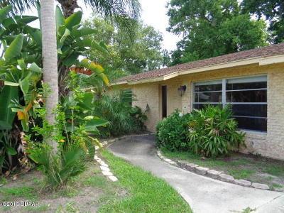 Volusia County Single Family Home For Sale: 2615 Fairmont Avenue
