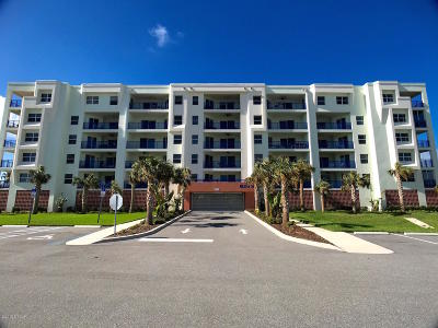 New Smyrna Beach Condo/Townhouse For Sale: 5300 S Atlantic Avenue #18-406