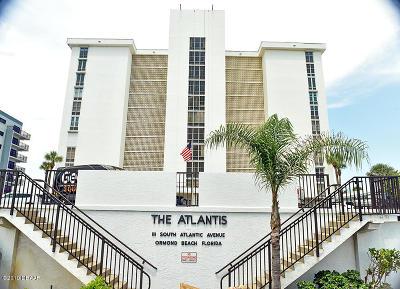 Ormond Beach Condo/Townhouse For Sale: 111 S Atlantic Avenue #203