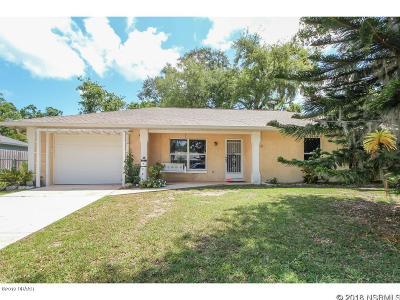 Edgewater Single Family Home For Sale: 2313 Mango Tree Drive