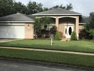 Ormond Beach Single Family Home For Sale: 18 Sounders Trail Circle
