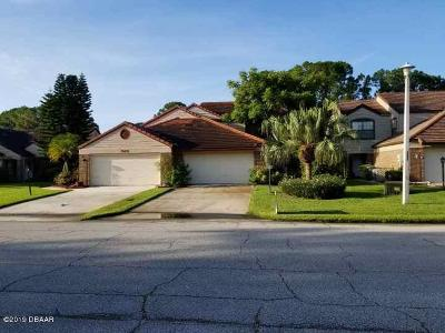 Daytona Beach Attached For Sale: 344 Brown Pelican Drive