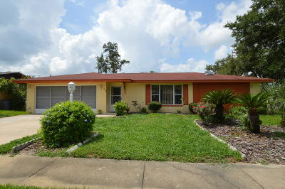 Ormond Beach Single Family Home For Sale: 123 Bonita Place