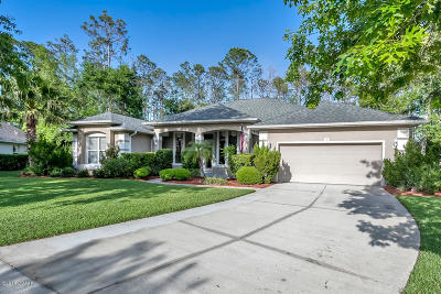 Ormond Beach Single Family Home For Sale: 7 Slow Stream Way