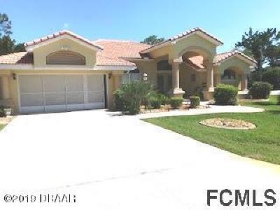 Palm Coast Single Family Home For Sale: 2 Coventry Place