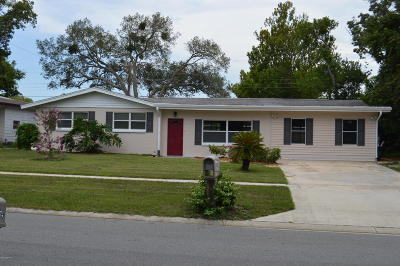 Ormond Beach Single Family Home For Sale: 1258 Scottsdale Drive