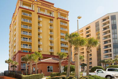 Daytona Beach Shores Condo/Townhouse For Sale: 2901 S Atlantic Avenue #PH103