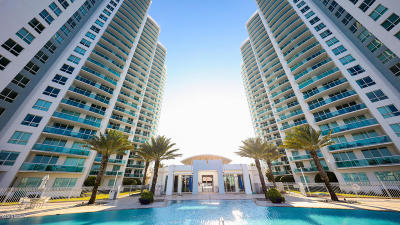 Volusia County Rental For Rent: 241 Riverside Drive #2102