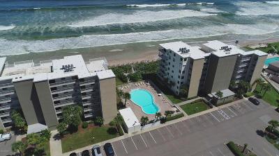 New Smyrna Beach Condo/Townhouse For Sale: 5303 S Atlantic Avenue #160