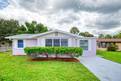 Ormond Beach Single Family Home For Sale: 52 Palm Drive