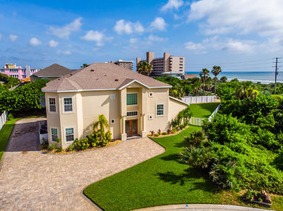 Ponce Inlet, South Daytona, Wilbur-by-the-sea Single Family Home For Sale: 32 Sundunes Circle