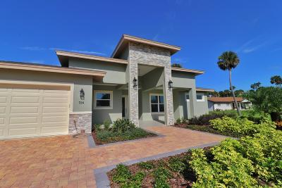 Volusia County Single Family Home For Sale: 914 S Riverside Drive