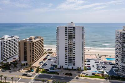 Daytona Beach Shores Condo/Townhouse For Sale: 3043 S Atlantic Avenue #606