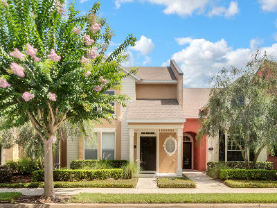 Deland  Single Family Home For Sale: 806 Carlyle Lane