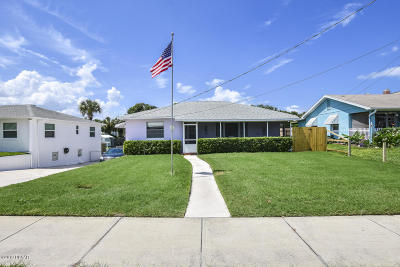 Daytona Beach Single Family Home For Sale: 117 Botefuhr Avenue