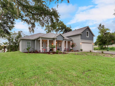 Deland  Single Family Home For Sale: 1103 Lindley Cove Circle