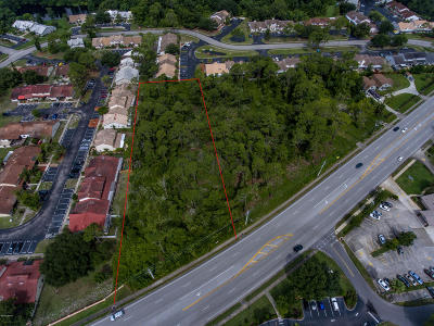 Volusia County Residential Lots & Land For Sale: 3520 S Clyde Morris Boulevard