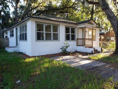 Daytona Beach Single Family Home For Sale: 617 Kingston Avenue