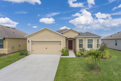 Port Orange Single Family Home For Sale: 5258 Bear Corn Run