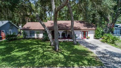 Port Orange Single Family Home For Sale: 435 Greenleaf Square