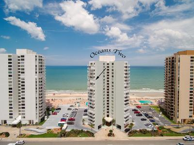Daytona Beach Shores Condo/Townhouse For Sale: 3047 S Atlantic Avenue #P060
