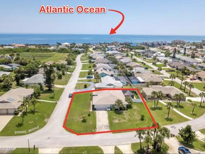 Ormond Beach Single Family Home For Sale: 51 N Sea Island Drive