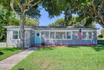 Daytona Beach Single Family Home For Sale: 731 N Oleander Avenue
