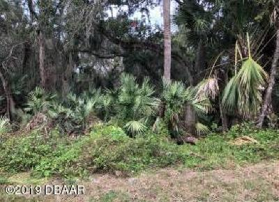 Volusia County Residential Lots & Land For Sale: Willard Street