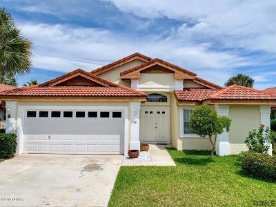 Palm Coast Single Family Home For Sale: 24 San Rafael Court