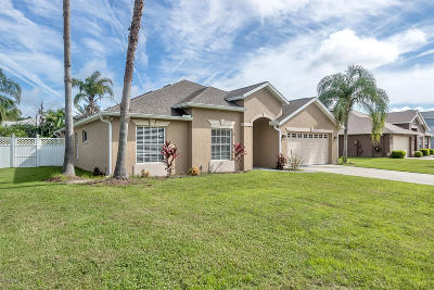 Port Orange Single Family Home For Sale: 1487 Surrey Park Drive