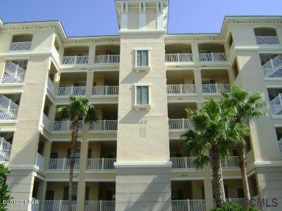 Palm Coast Condo/Townhouse For Sale: 400 Cinnamon Beach Way #341