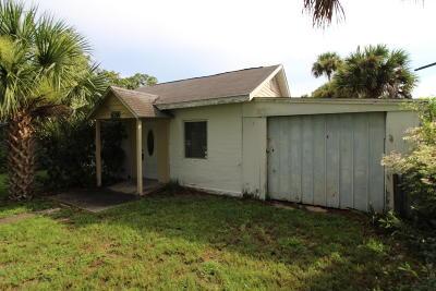 New Smyrna Beach Single Family Home For Sale: 2612 Belmont Avenue