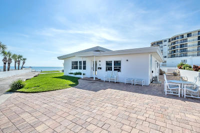 Ormond Beach Single Family Home For Sale: 6 Sandy Beach Drive
