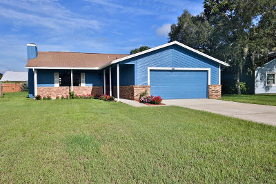 Port Orange Single Family Home For Sale: 5434 Hibiscus Avenue