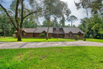 Ormond Beach Single Family Home For Sale: 272 Riverbend Road