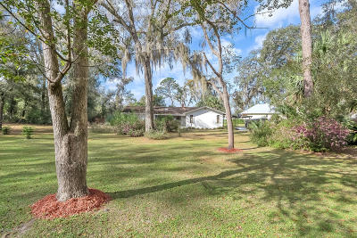 Deland  Single Family Home For Sale: 830 Fatio Road