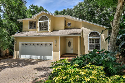 New Smyrna Beach Single Family Home For Sale: 706 Bo Jene Circle