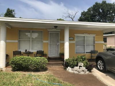Daytona Beach Single Family Home For Sale: 1150 Lewis Drive